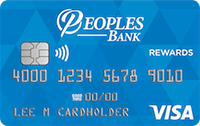 Image of our new credit card