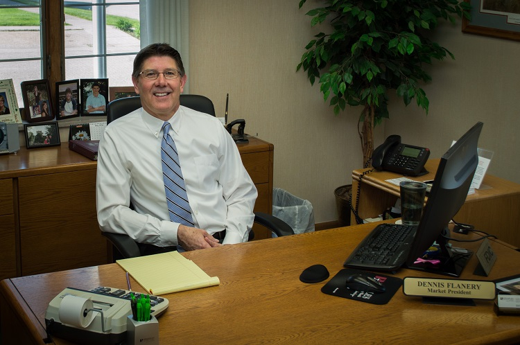 The Peoples behind Peoples Bank: Dennis Flanery