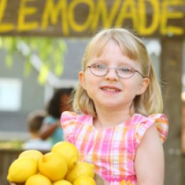 The Lessons of a Lemonade Stand - Teaching Your Children the Fun Way