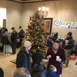 Holidays at Peoples Bank