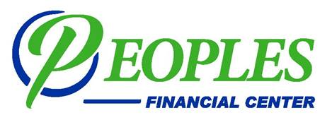 Peoples Financial Center Logo